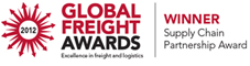 Global Freight Awards Winner